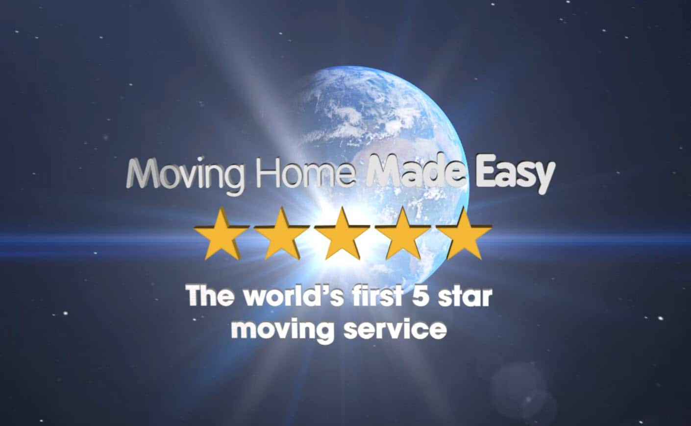 moving home made easy 5 star service